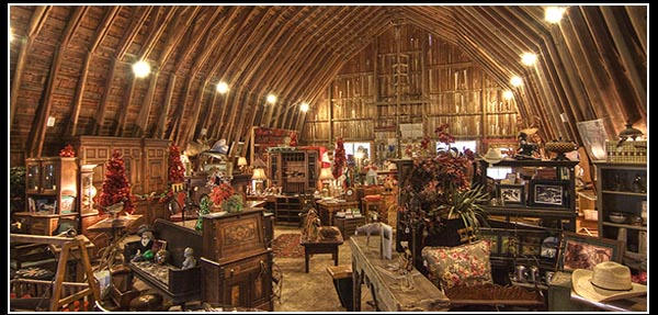 Brewster Barn Rustic Custom Furniture & Antiques