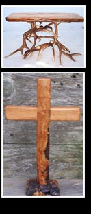 Brewster Barn Rustic Custom Crosses